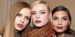 models backse at new york fashion week 21 february 2017