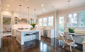kitchen window seat with table. Simple Table Kitchen With Window Seat Dining Table And White Cabinets Dark Floors Throughout Window Seat With Table