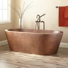 ... Bathtubs Idea, Free Standing Tubs American Standard Freestanding  Bathtubs Hammered Copper Freestanding Tub: extraordinary ...