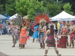 mexican people dancing. Beautiful People Aztec Folk Atl Tlachinolli Dancing Indigenous Mexican Dances At The  Hispanic Heritage Festival Inside Mexican People Dancing C