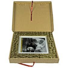 <b>Рамка для фотографий Gold</b>, золотистая под нанесение логотипа