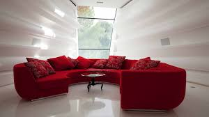 Red leather living room furniture Red Gray Modern Cream And White Wall Luxury House Interior Modern With Red Sofas With Modern Cushion On Aliexpresscom Modern Cream And White Wall Luxury House Interior Modern With Red