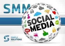 SMM promotion. Social Media Marketing