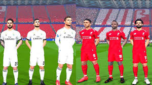 Liverpool vs Real Madrid (NEW KITS) - Final UEFA Champions League 2018 -  YouTube