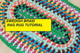 Fabric Rug Making Pdf Tutorial Swedish Braid Rag Rug Aka Double Toothbrush Rug