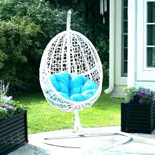 outdoor hanging swing chair egg swing chair outdoor hanging swing sky chair stand wicker egg swing