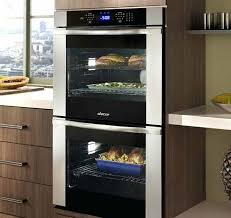dacor double wall oven renaissance kitchen view dacor double wall oven