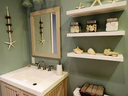 diy beach bathroom wall decor. Diy Beach Bathroom Decor Wall Ideas