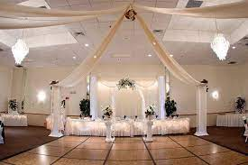 a banquet hall for a wedding ideas tips