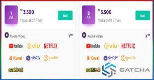 Syarat mutlaknya, pengguna harus memiliki jaringan internet yang mumpuni dan sebaiknya dengan kuota tak terbatas. Cara Menggunakan Kuota Netflix Axis Gatcha Org