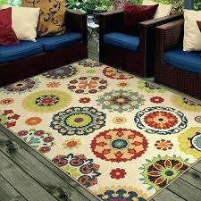 3 x 5 indoor outdoor rug outdoor rug promise collection beige indoor outdoor area rug x