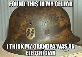 Grandpa Electrician - WHAT'S MEME ? via Relatably.com