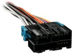 list radio installation kits components 2012 freightliner m2 metra electronics turbowire radio wiring harness