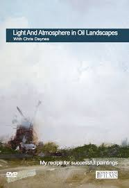 chris daynes light and atmosphere in oil landscapes dvd available at the artists place
