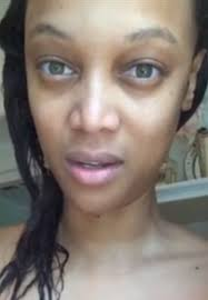 tyra banks without makeup you