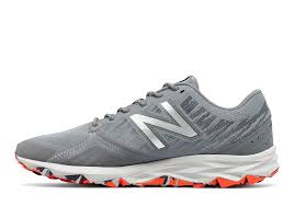 new balance 690v2. mens new balance 690v2 trail runner gray/orange in gray