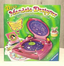Ravensburger Deco Mandala Designer Drawing Machine New Ravensburger Deco Mandala Designer 2011 Creative Drawing Machine Factory S