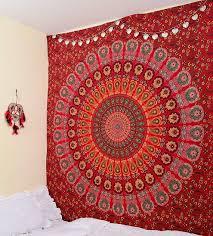 mandala tapestries wall hangings