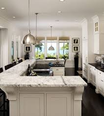 small u shaped kitchens with islands new u shaped kitchen designs with island