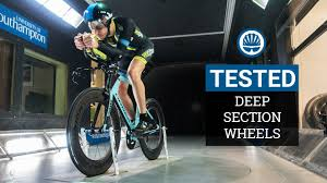 Tunnel Tested Whats The Fastest Deep Section Wheelset