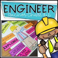 Engineer Anchor Chart Kit