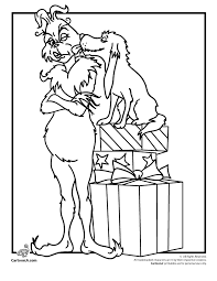 You can use additional tools to make the picture more personalized. Grinch Coloring Pages