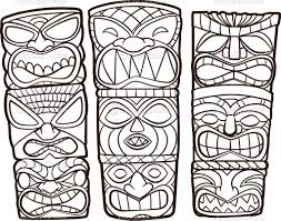 Totem Pole Design Template Pin By Carlye Hutchinson On Art Education Ceramics Tiki