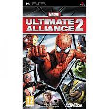 Download Marvel Ultimate Alliance 2 ISO PSP Game Latest Update 3