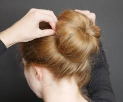 Sock Bun Hair Style sock bun 4 steps with pictures 1498 by wearticles.com
