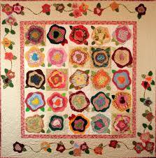 french roses quilt pattern free   also love this quilt called The ... & french roses quilt pattern free   also love this quilt called The Tudor Rose  but think Adamdwight.com