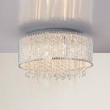 flush mount ceiling chandelier designs