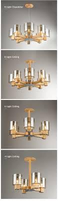 Großhandel Moderne Mission Holz Kronleuchter Decke Für Wohnzimmer Gras Lampenschirm Beleuchtung Lüster Para Für Küche De Leuchten Von Afantilamp