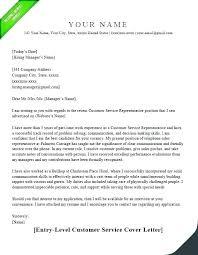 customer service representative resumes customer service representative resume entry level