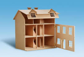 wooden dollhouse plans and instructions free