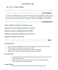 Sample Doctor Resume Curriculum Vitae Assistant Medical Resume Template Medical Assistant