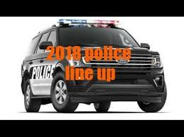 2018 ford interceptor suv. modren 2018 2018 ford police line up for interceptor suv e