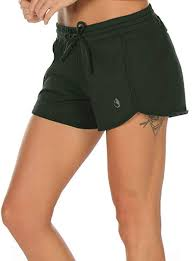 icyzone Athletic Lounge Shorts for Women - <b>Running Jogging</b> ...