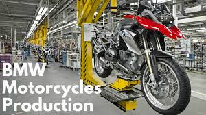 bmw motorcycles production youtube