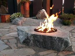 outdoor propane gas fire pit kits natural gas fire pit kit table patio propane glass fir
