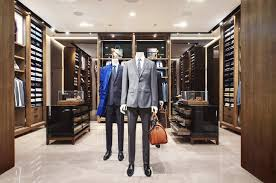 Interior Design For Menswear Clothes Shop Furniture Clothing Display Ouyee