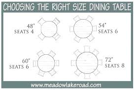 round table for 6 dining table size for 6 round table size for 6 chairs round