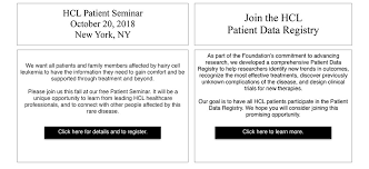 Hairy cell leukemia support group
