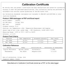 Multiple Use Pdf Data Logger Temperature Internal Ntc
