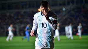 Argentina vs. Colombia score: Messi and ...