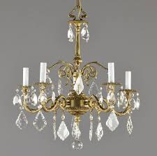 124 best chandeliers antiquelighting images on with regard to attractive house spanish crystal chandelier decor