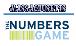 Pick 3 Frequency Chart Massachusetts Numbers Midday Frequency Chart For The Latest