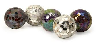 Decorative Glass Balls For Bowls Abbot Mosaic Decorative Balls Ivg Holle Stewart Design 95
