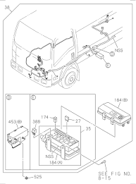 isuzu fuse box diagram wiring library isz038 810 10 isuzu kb wiring diagram isuzu wiring diagrams readingrat net isuzu npr fuse box location