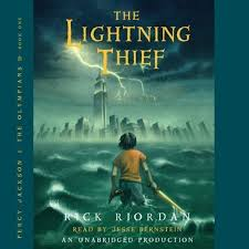 extended audio sample the lightning thief percy jackson and the olympians book 1 audiobook by rick