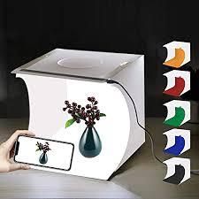 Mini Photo Studio Box, <b>PULUZ 20cm</b> Portable Photography ...